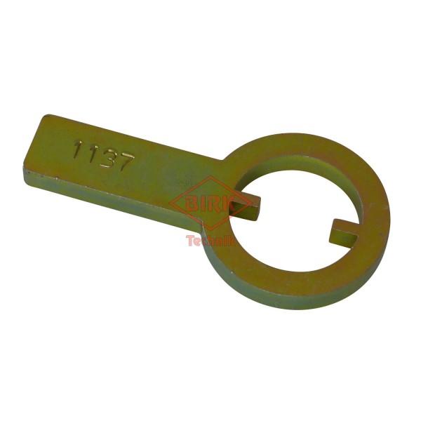 Schlüssel für Werner 6/12 Gi mit 4 + 5 Schlitzen