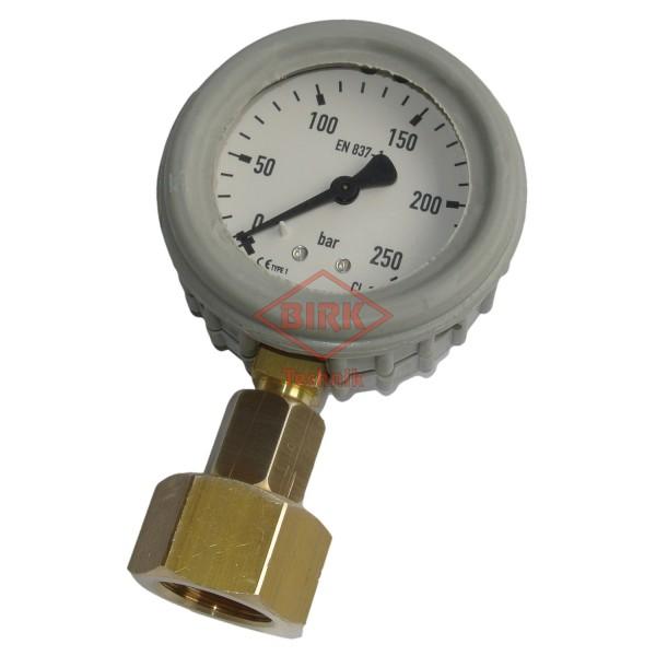 Prüfmanometer 200 bar