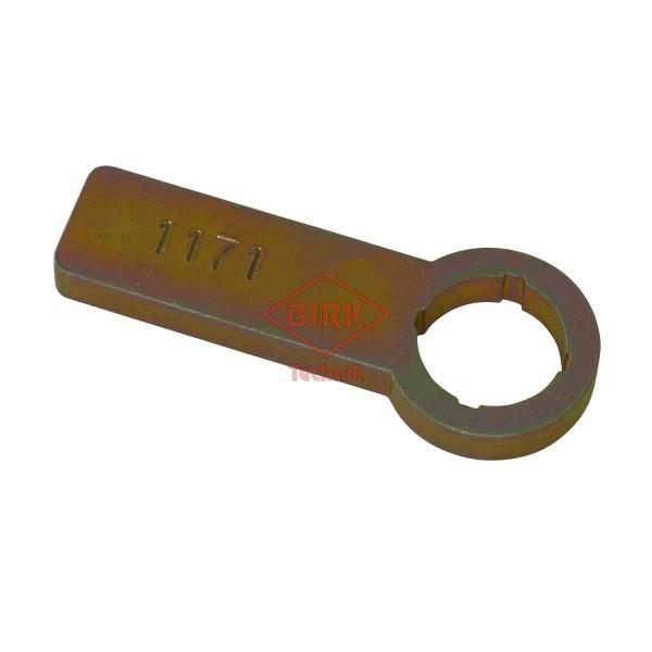 Schlüssel für Werner PD-Geräte Steigrohrverschraubung