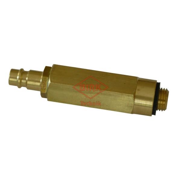 Prüf- und Füllanschluss M 14 x 1,5
