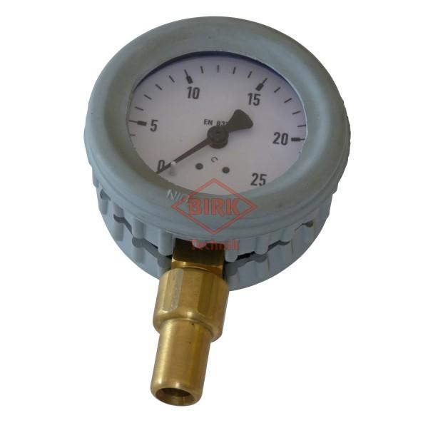 Prüfmanometer für Prüfventile zum Aufstecken, Art.Nr. 1073