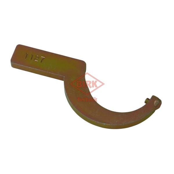 Zapfenschlüssel für die Armatur an Wintrich-Löscher