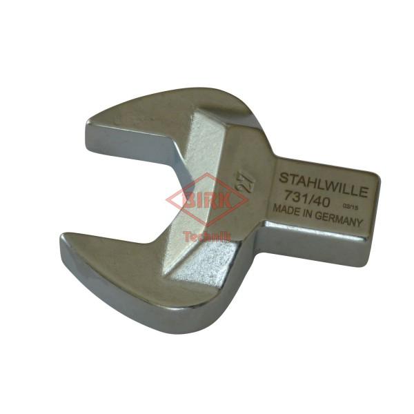 Einsteckgabelschlüssel mit Einsteckzapfen 14 x 18, SW 32