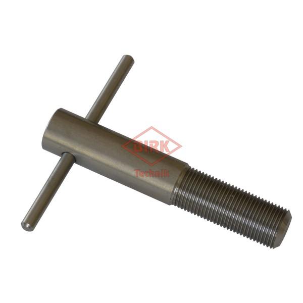 Korbzieher mit zylindrischem Gewinde für GLORIA PSE 6