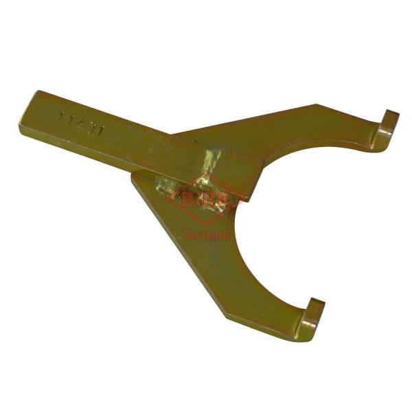 Hakenschlüssel für GLORIA Pi/Pn mit 3 Nasen