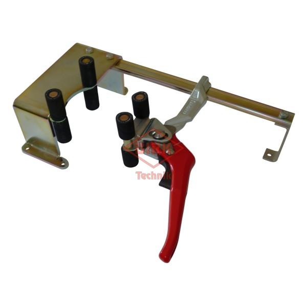 Festhaltevorrichtung für Handfeuerlöscher 2-12 kg, Art.Nr. 1151