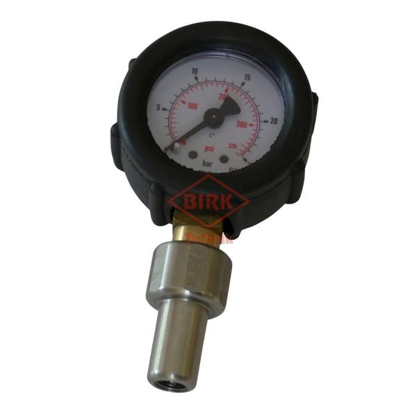 Prüfmanometer für Dauerdrucklöscher, Art.Nr.1070