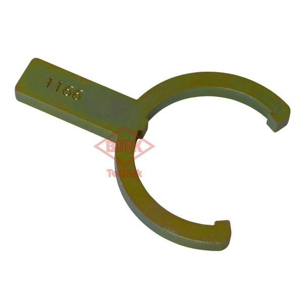 Schlüssel für Total-Euro 6/12