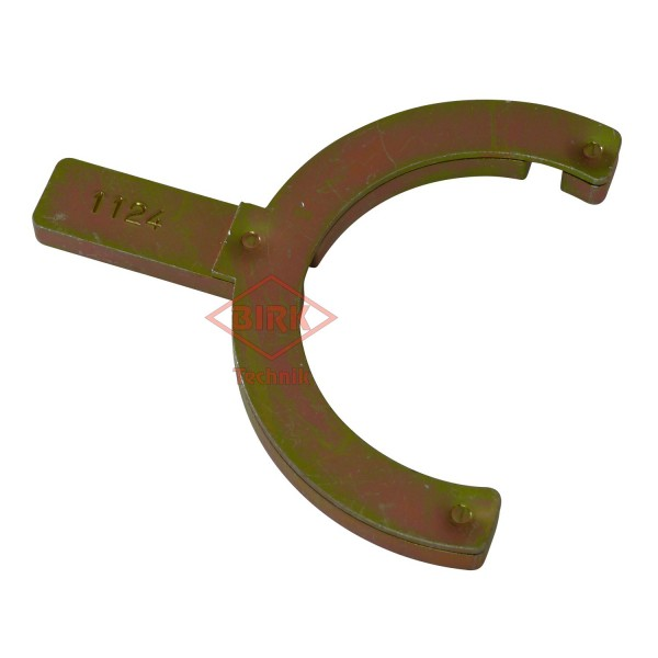 Schlüssel für Minimax neue Ausführung (ALU-Mutter)