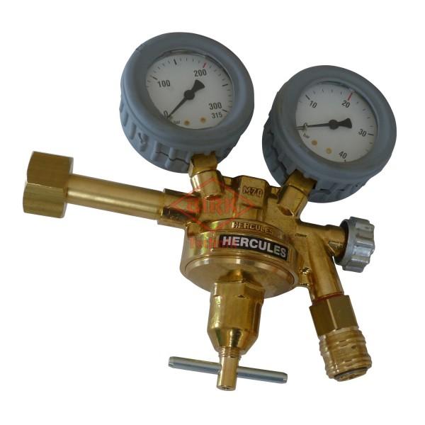 Druckminderer Stickstoff 0-20 bar