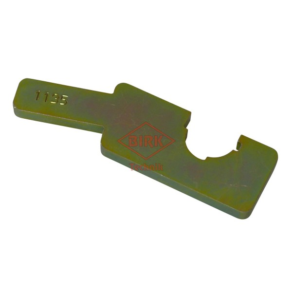 Schlüssel für Werner-Permanent Dauerdrucklöscher
