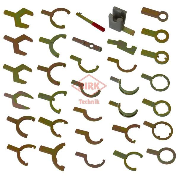Schlüsselsatz 32 Stück
