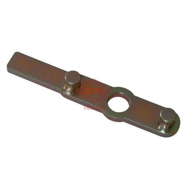 Schlüssel für Weber 6/12 mit außenliegender Flasch