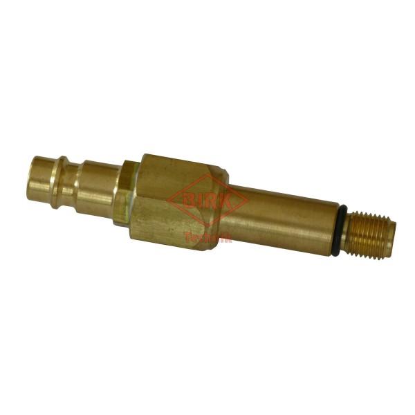 Prüf- und Füllanschluss M 10 x 1