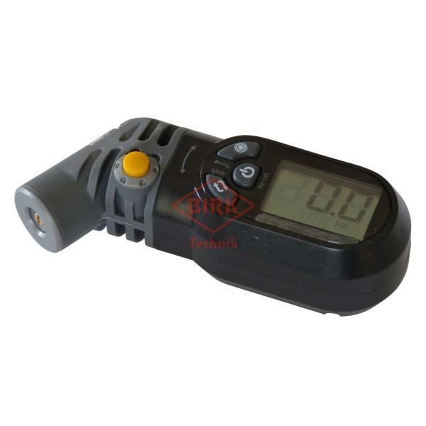 Digitalprüfmanometer für Dauerdruck-Feuerlöscher, Anzeige bis 17 bar, Art.Nr.1072
