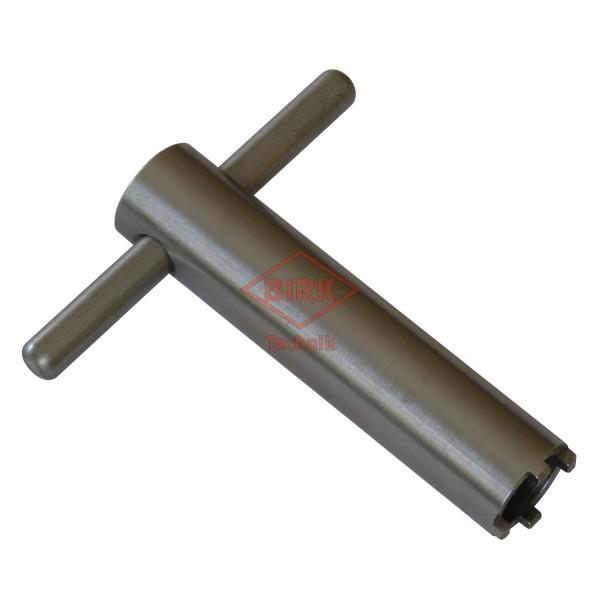 Schlüssel für Sicherheitsventil Total 4 Zapfen