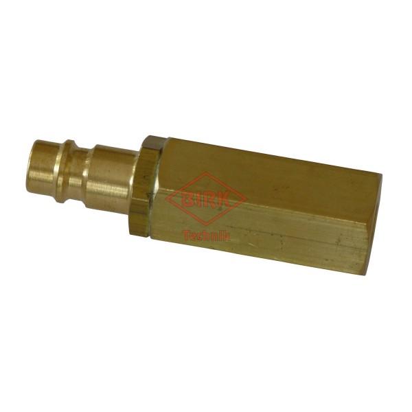 Prüf- und Füllanschluss M 8 x 0,75