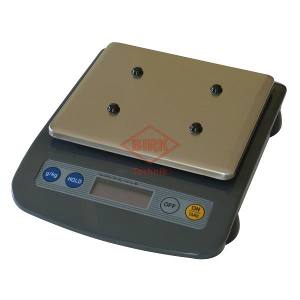 Digital-Waage 5 Kg, 1 Gramm Teilung