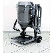 Pulver-Saug-Maschine MINI