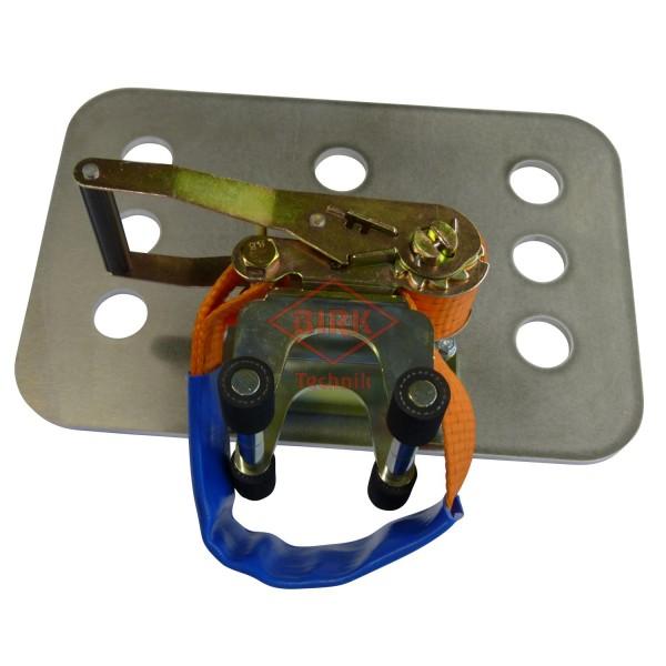 Festhaltevorrichtung für Handfeuerlöscher von 2-12kg, transportabel