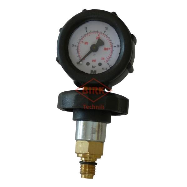 Prüfmanometer für Dauerdrucklöscher, Art.Nr. 1076-1